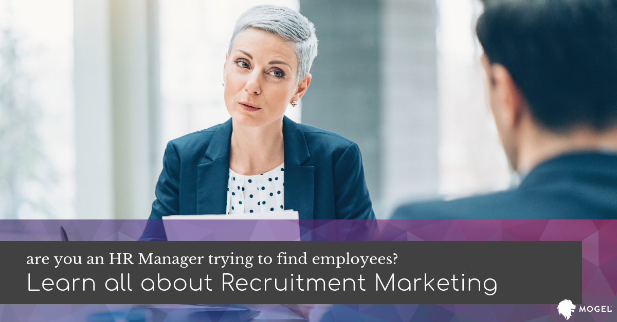 Recruitment Marketing for HR Managers